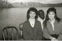 1988 - Kathy Baughman, Terry Cosby and Salley Mehaffy