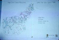 Iowa Great Lakes Watershed - Lower Gar Hydric Soils Map.