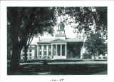 Old Capitol, The University of Iowa, 1949