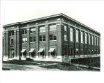 Trowbridge Hall, The University of Iowa, 1917