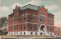 0001. Jefferson County Library, Fairfield, Iowa