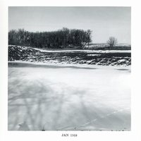 Vern Olsen's pond