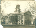 Old Capitol, The University of Iowa, 1920s?
