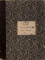 Eve Drewelowe travel sketchbook, vol. 8: United States, 1929?