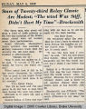 Drake Times-Delphic, 1932, Stars of 23rd Relays Classic are Modest