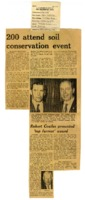 Fayette news clippings, 1970-1980