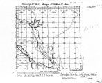 Iowa land survey map of t074n, r029w
