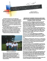 Cherokee County Soil Conservation District Annual Report - 2006-2007