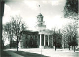 Old Capitol, The University of Iowa, 1923