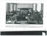 One of the physics laboratories, the University of Iowa, May 14, 1923