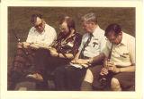 Music teachers associated with Scottish Highlanders, The University of Iowa, 1970s