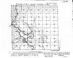 Iowa land survey map of t079n, r027w