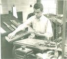 Typesetting, The University of Iowa, 1950s