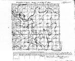 Iowa land survey map of t069n, r017w