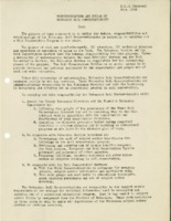 1943 Responsibilities and duties of extension soil conservationists