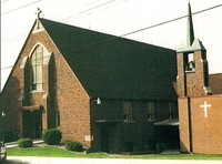St. Peter Lutheran Church in Garnavillo, Iowa -2000
