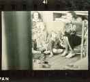 Woman reading to children, The University of Iowa, January 12, 1938