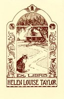 Helen Louise Taylor Bookplate