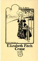 Elizabeth Fitch Crane Bookplate