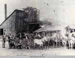 Sam Smith Coal Mine, 1895; Oskaloosa, Iowa; Mahaska County