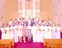 St. Patrick's Grade School 8th Grade Graduation