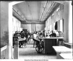 Students in the Dental Clinic, The University of Iowa, 1904