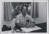 Soil Commissioner, Norm Brus.