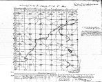 Iowa land survey map of t089n, r001e
