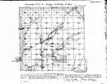 Iowa land survey map of t075n, r043w