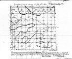 Iowa land survey map of t086n, r004e