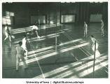 Badminton, The University of Iowa, 1930s