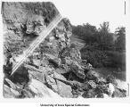 Hutchinson Quarry, Iowa City, Iowa, 1890s