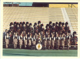 University of Iowa Scottish Highlanders at Kinnick Stadium, 1980 or 1981