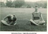 Dancers, The University of Iowa, 1940s