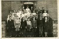 5th & 6th Grade School class picture