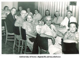 Alumni from liberal arts class of 1900, The University of Iowa, 1950s