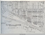 Evans, IA, 1913; Garfield Township; Mahaska County; Iowa