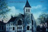 First Christian Church, Oskaloosa, Iowa, Circa 1900