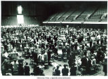 Lincoln Day Dinner at Veterans Memorial Auditorium, Des Moines, Iowa, May 21, 1983