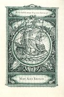 Mary Alice Ercolini Bookplate