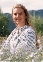 1996 - Tiffanie Huson wins  Scholarship