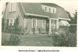 Cottage, The University of Iowa, 1920s