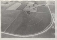 Aerial Photo of Ray Nichols' Farm.