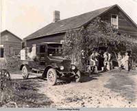 Blacksmith shop, West Amana, Iowa, 1900s