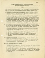1943 Duties and Responsibilities of Agencies