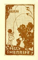 Peggy Sherriff Bookplate