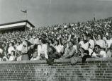 Football fans, 1946