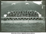 Iowa football team, The University of Iowa, 1953