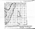 Iowa land survey map of t081n, r005e