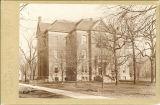 Calvin Hall at original location on Pentacrest, The University of Iowa, ca. 1904